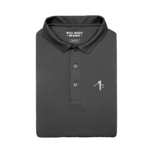 Mizzen + Main Polo Shirt (Color: Heather)