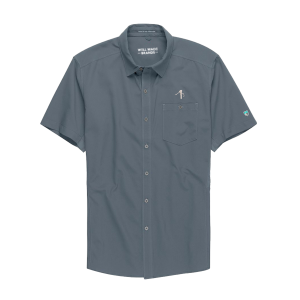 Kuhl Travel Shirt (Color: Carbon)